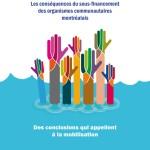 rapport RIOCM sous-financement des organismes communautaires de Montréal
