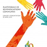 plateforme de revendications communes RIOCM 2013