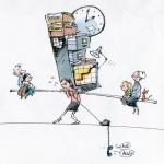 image conciliation travail famille