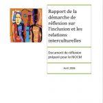 miniature rapport inclusion